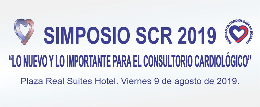 Simposio SCR 2019 @ Plaza Real Suites Hotel