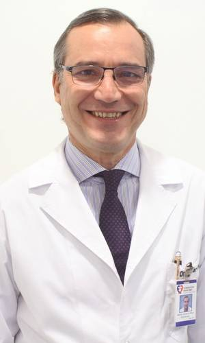 Dr. Oscar Mendiz